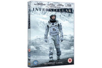 Hachette Atlas kosmosu - DVD Interstellar